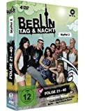 Berlin - Tag & Nacht - Staffel 02 (Folge 21-40) (4 Discs, Limited Fan Edition)