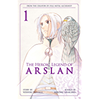 The Heroic Legend of Arslan Vol. 1 (English Edition)