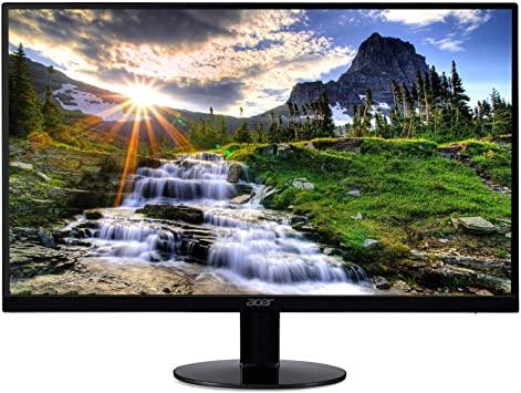 Acer Sb220q Bi 21 5 Inches Full Hd 1920 X 1080 Ips Ultra Thin Zero Frame Monitor Hdmi Vga Port