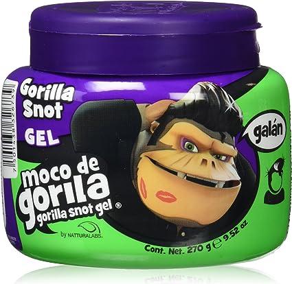 Moco De Gorila Gomina Tarro Galán 270 Gr Amazon Es Belleza