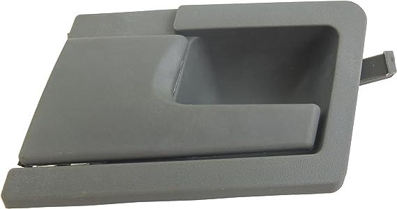 Dorman 94504 Front Passenger Side Exterior Door Handle for Select Volkswagen Models Black