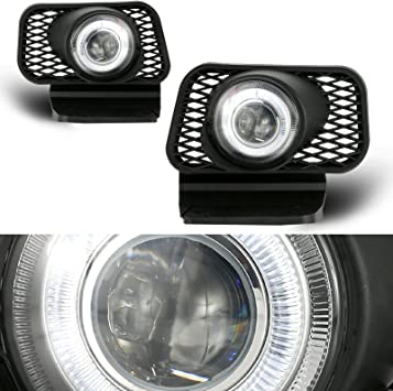 LH//RH OE Style Replacement Fog Light Front Bumper Lamp for 03-04 Honda Element