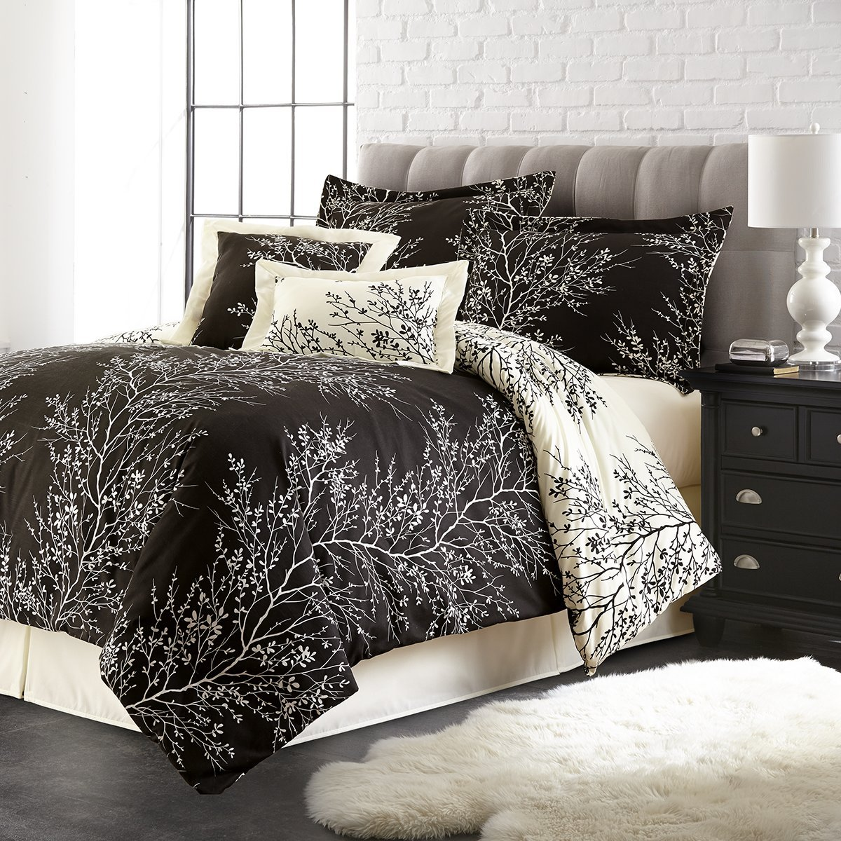 com size king piece comforter croscill dp fashions set kitchen bali harvest home amazon