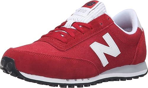 new balance mujer rojas 410
