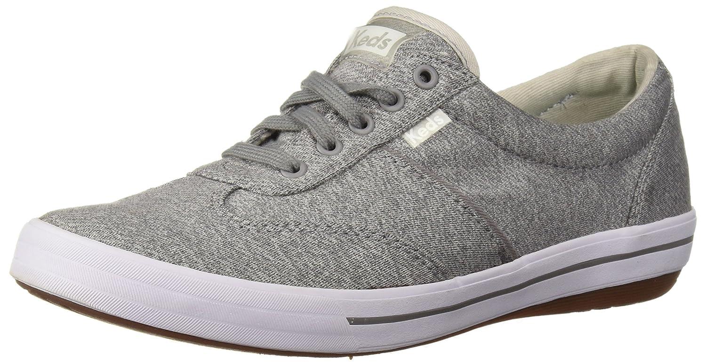 Keds Women's Craze Ii Canvas Fashion Sneaker B01IC0GXTG 10 M US Light Gray