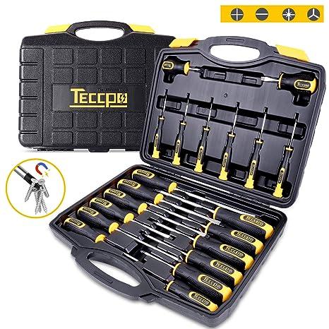 Amazon.com: TECCPO - Juego de herramientas para el hogar ...