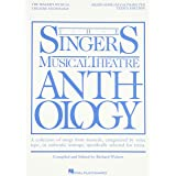 The Singer's Musical Theatre Anthology Teen's Edition Mezzo-Soprano/Alto/Belter (Singers Musical Theater Anthology: Teen's Ed