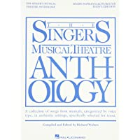 The Singer's Musical Theatre Anthology Teen's Edition Mezzo-Soprano/Alto/Belter (Singers Musical Theater Anthology: Teen…