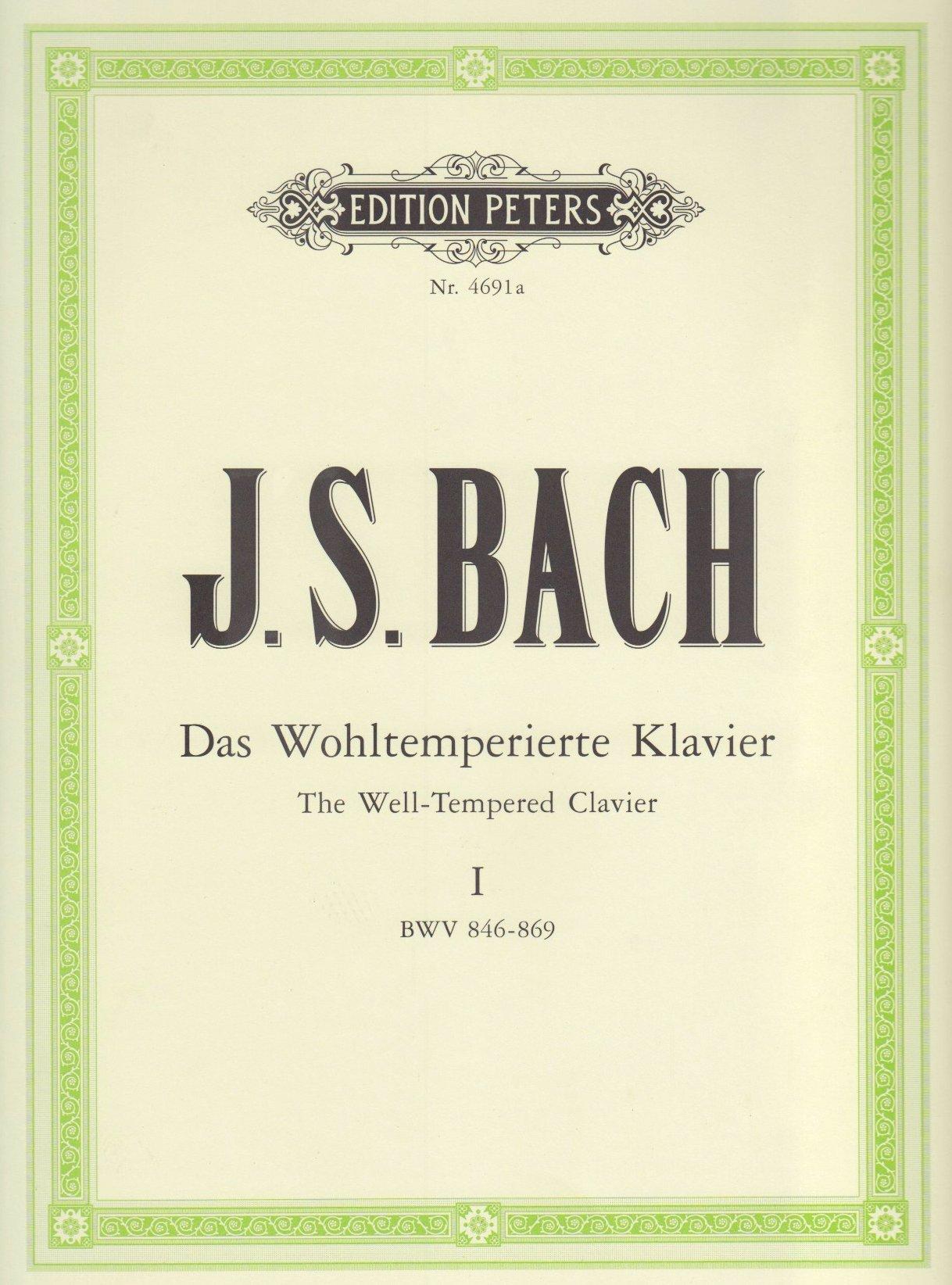 Das Wohltemperierte Klavier - Teil 1 BWV 846-869: 24 Präludien und Fugen