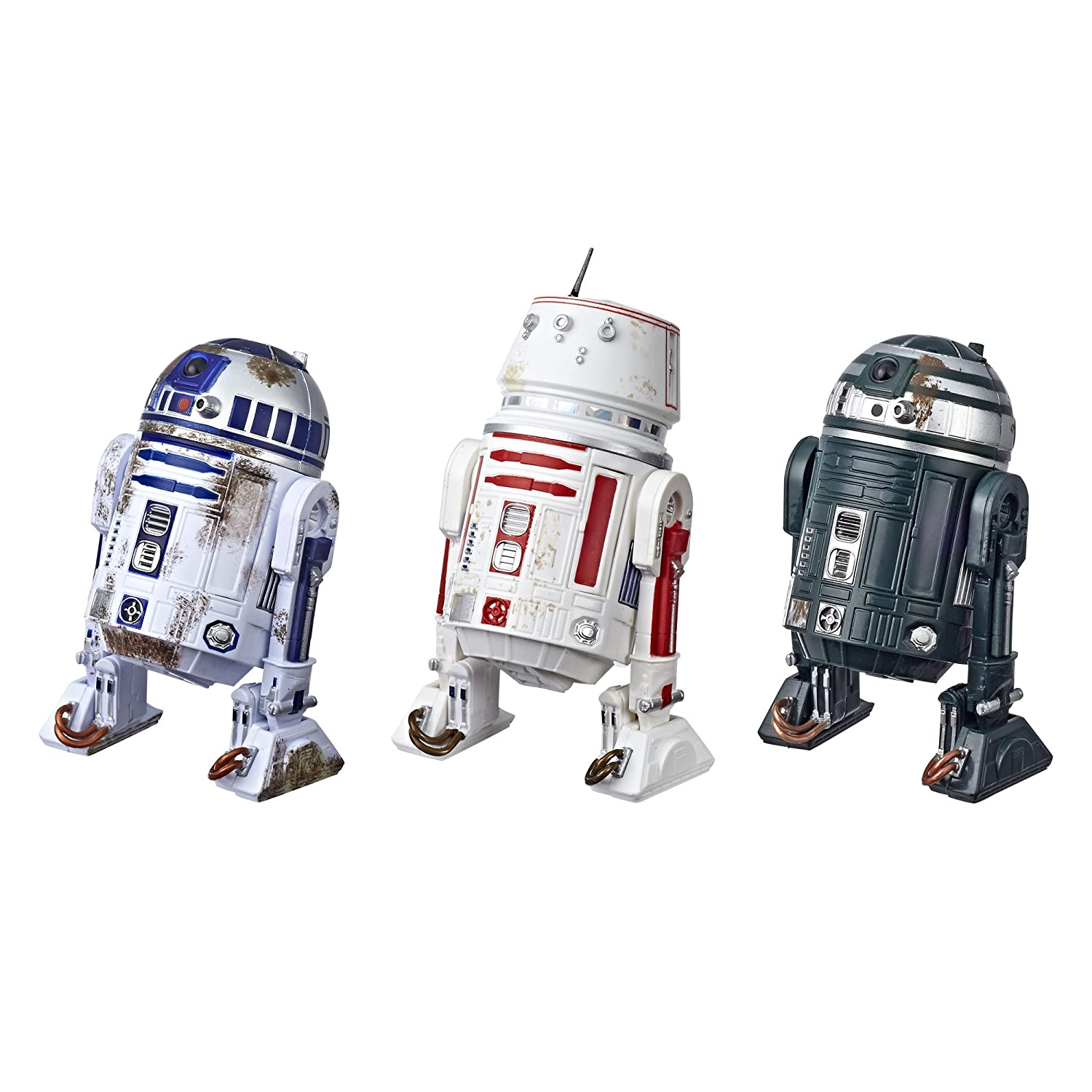 Star Wars Droid 3 Pack Action Figure(Amazon Exclusive) Hasbro - Import E2311AC1