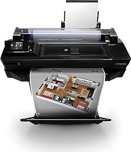 HP DESIGNJET T520 24-in 2018 ED. Printer