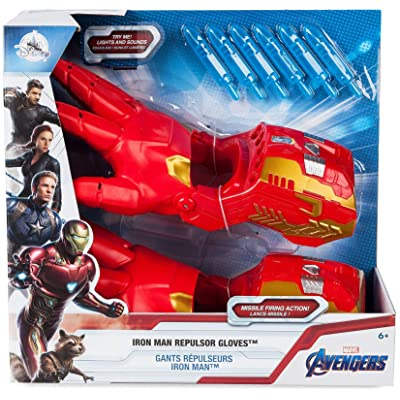 Marvel Iron Man Repulsor Gloves Avengers: Infinity War: Toys & Games