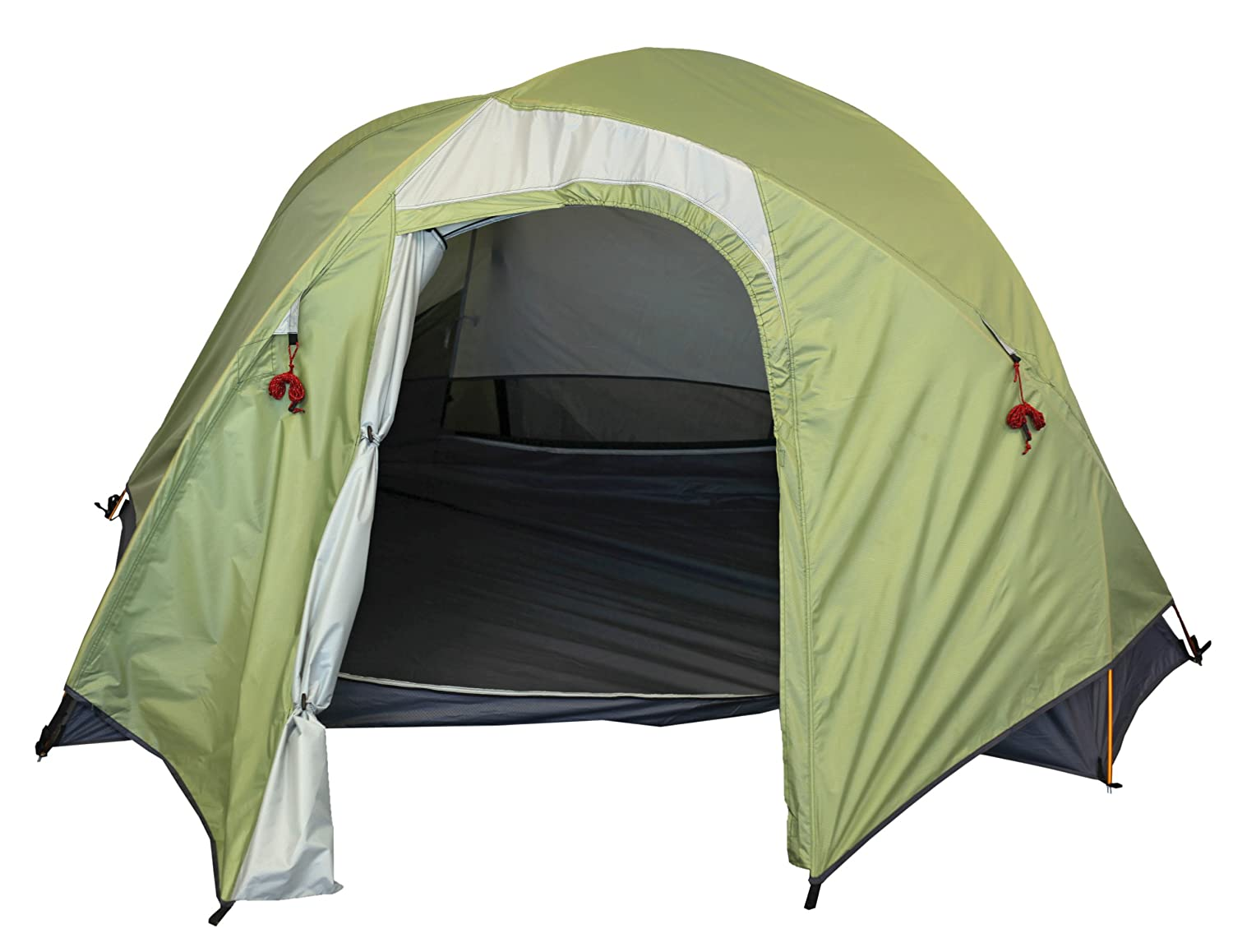 Amazon.com  Ledge Sports Recluse Lightweight 3 Person Tent (100 X 70 - 50-Inch Height 7.1-Pounds)  Expedition Tents  Sports u0026 Outdoors  sc 1 st  Amazon.com & Amazon.com : Ledge Sports Recluse Lightweight 3 Person Tent (100 X ...