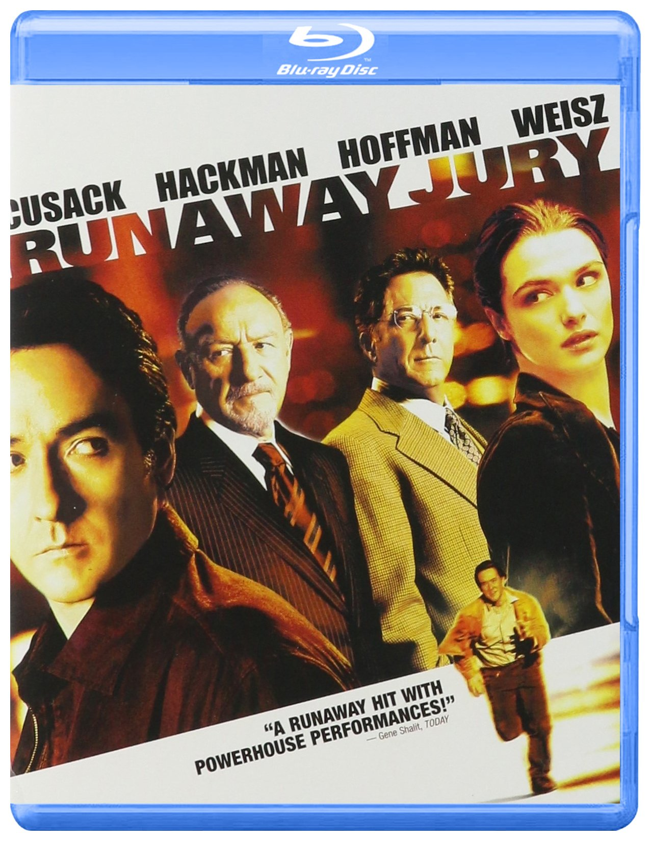 Blu-ray : Runaway Jury (Digital Theater System, Dolby, AC-3, Widescreen, )