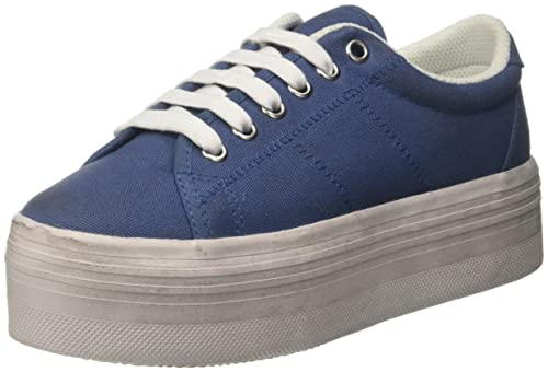 9550a897fb4 Jeffrey Campbell Women s Zomg Sport Shoes Blue Size  5