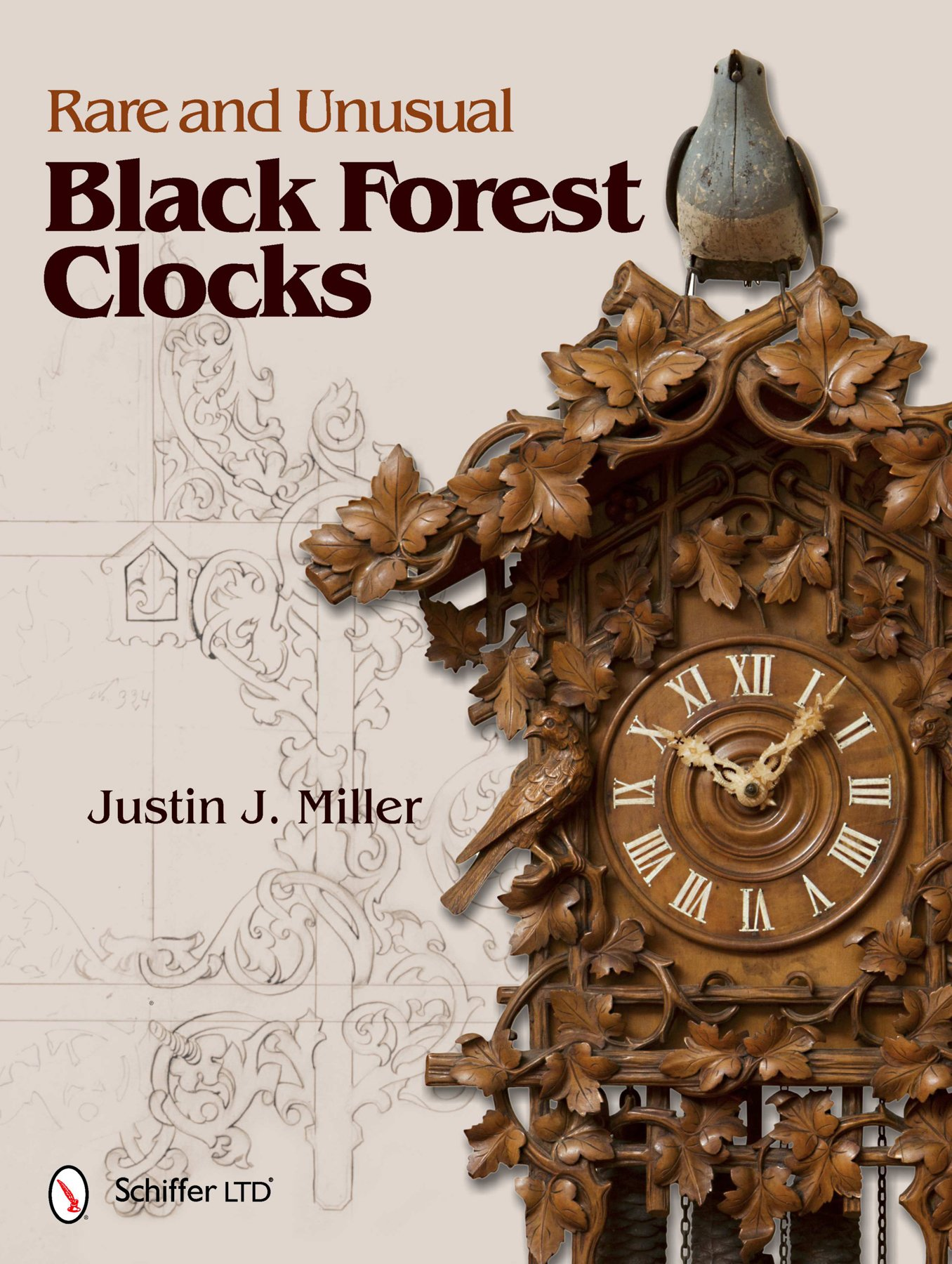 Rare And Unusual Black Forest Clocks: Justin J. Miller: 9780764340918:  Amazon.com: Books