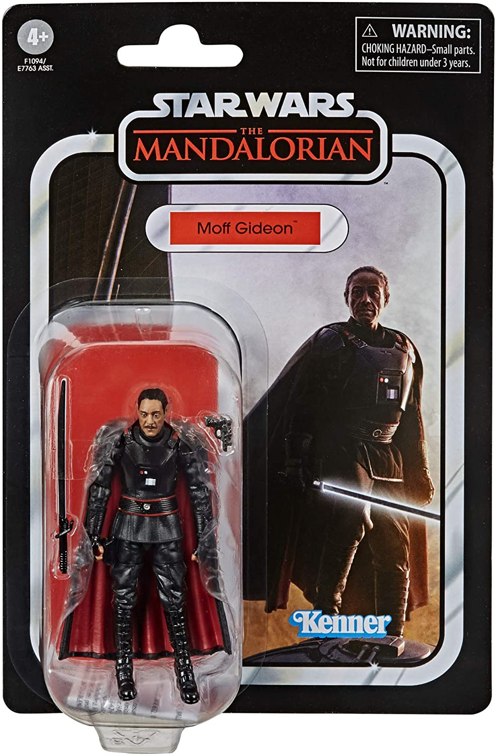STAR WARS VINTAGE COLLECTION MOFF GIDEON 3 3//4 INCH ACTION FIGURE PRE-ORDER