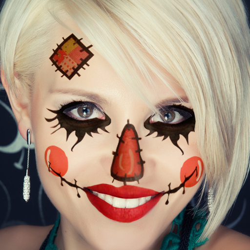 Halloween Makeup – Scary Face Makeup (Halloween Android Apps)