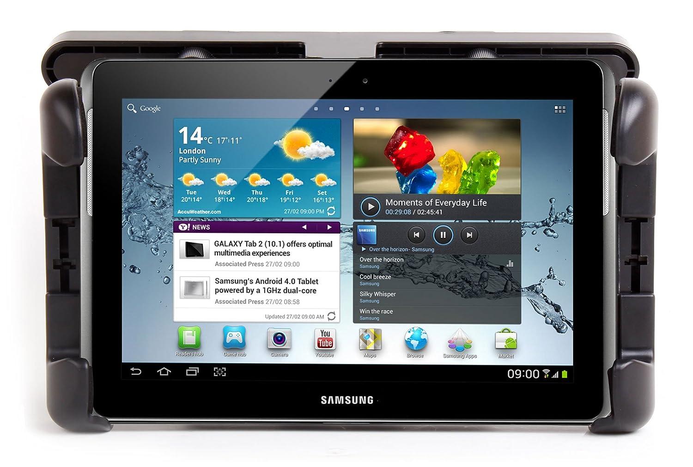 Bien-aimé Support voiture d'appuie-tête 180° pour tablettes Samsung Galaxy  VA95