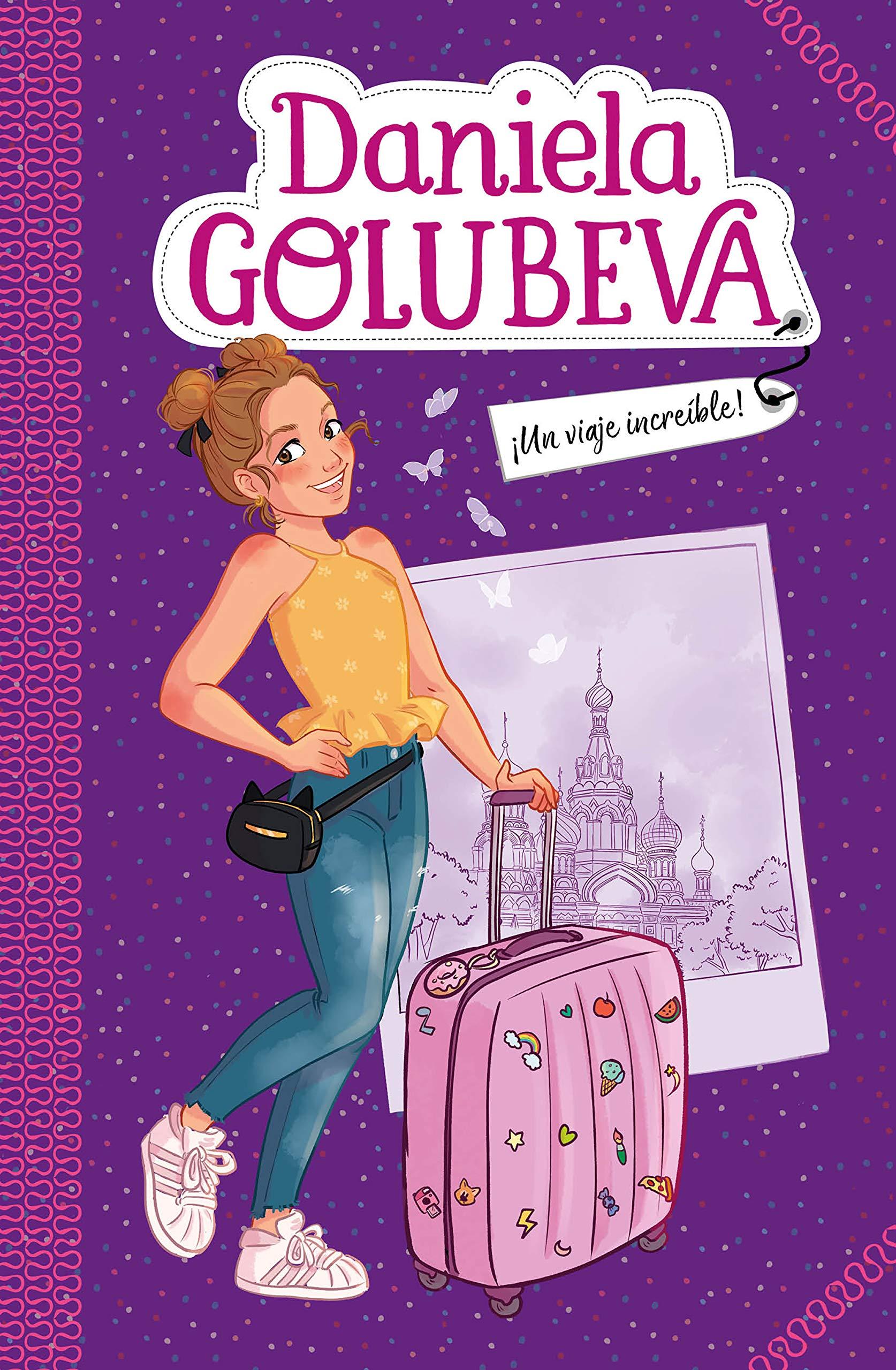 ¡Un viaje increíble! (Conectad@s): Amazon.es: Daniela Golubeva: Libros