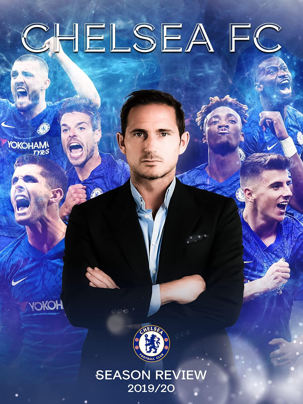 Chelsea FC Season Review 19-20 on Amazon Prime Video UK