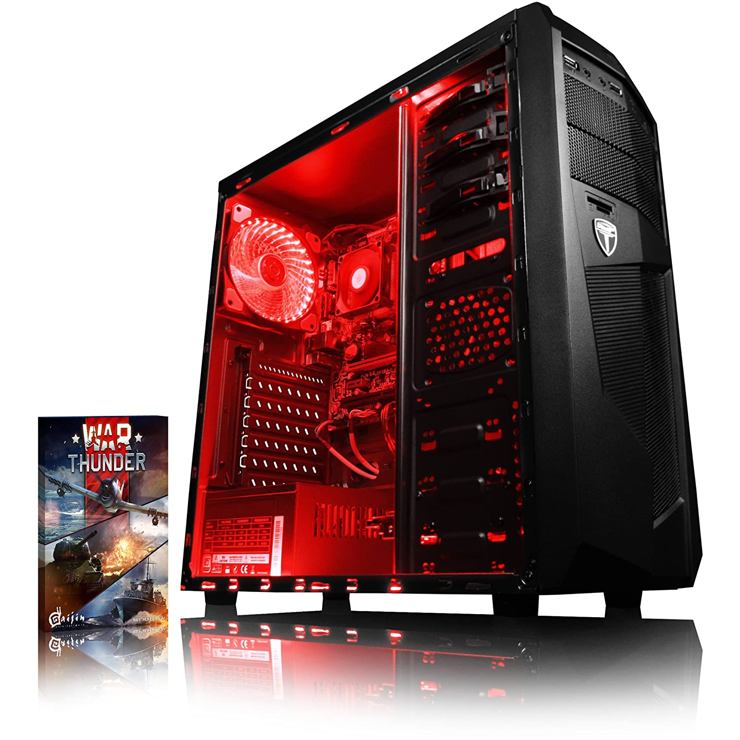 VIBOX Standard 3A PC Game