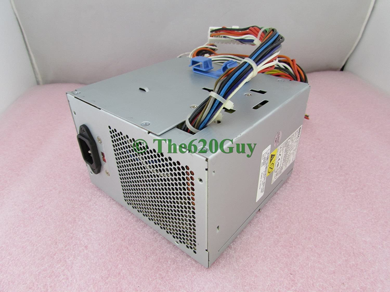 Dell 375W Power Supply L375P-00 P8401 PS-6371-1DF-LF / K8956 WM283 G4265 X2634 (Renewed)