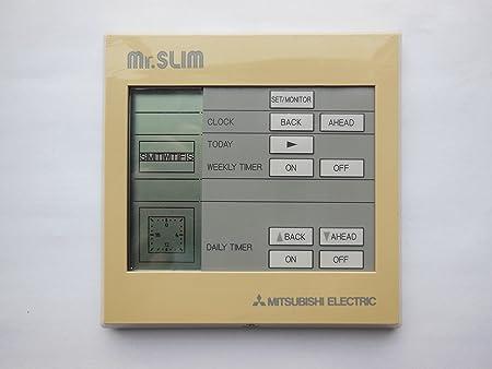 MITSUBISHI ELECTRIC MR SLIM AIR CONDITIONING CONTROLLER