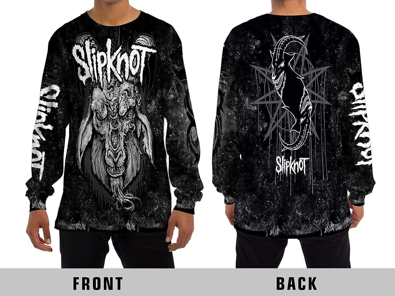 Slipknot Mens Rock Band T-Shirt New Tee Free Shipping
