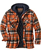 Amazon.com: Red Devil Hot Rod Car Quilt Lined Chino Jacket