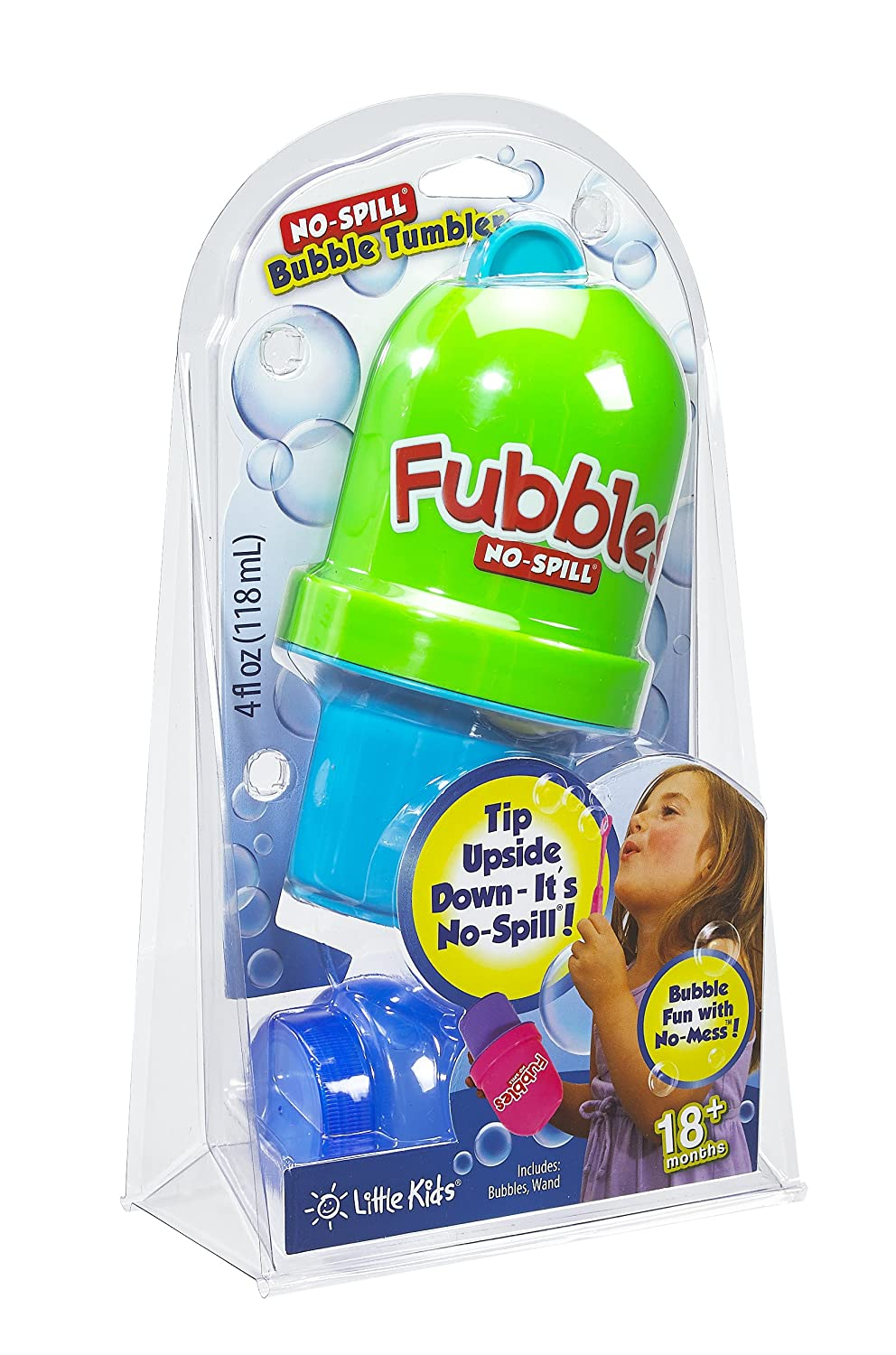 Disney Packing List item, bubbles