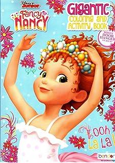 Fancy Nancy Coloring Book