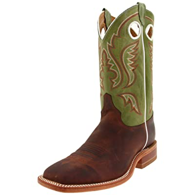 """Justin Boots Men's Bent Rail 11"""" Square-toe Boot 