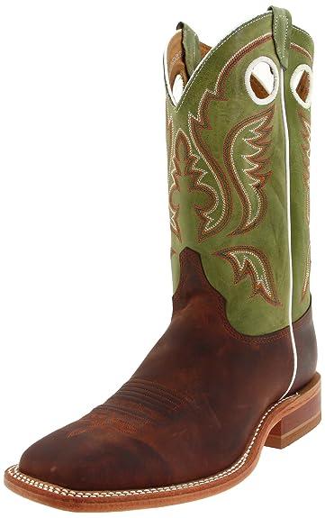 9b1003618d4 Justin Boots Men's USA Bent Rail Collection 11
