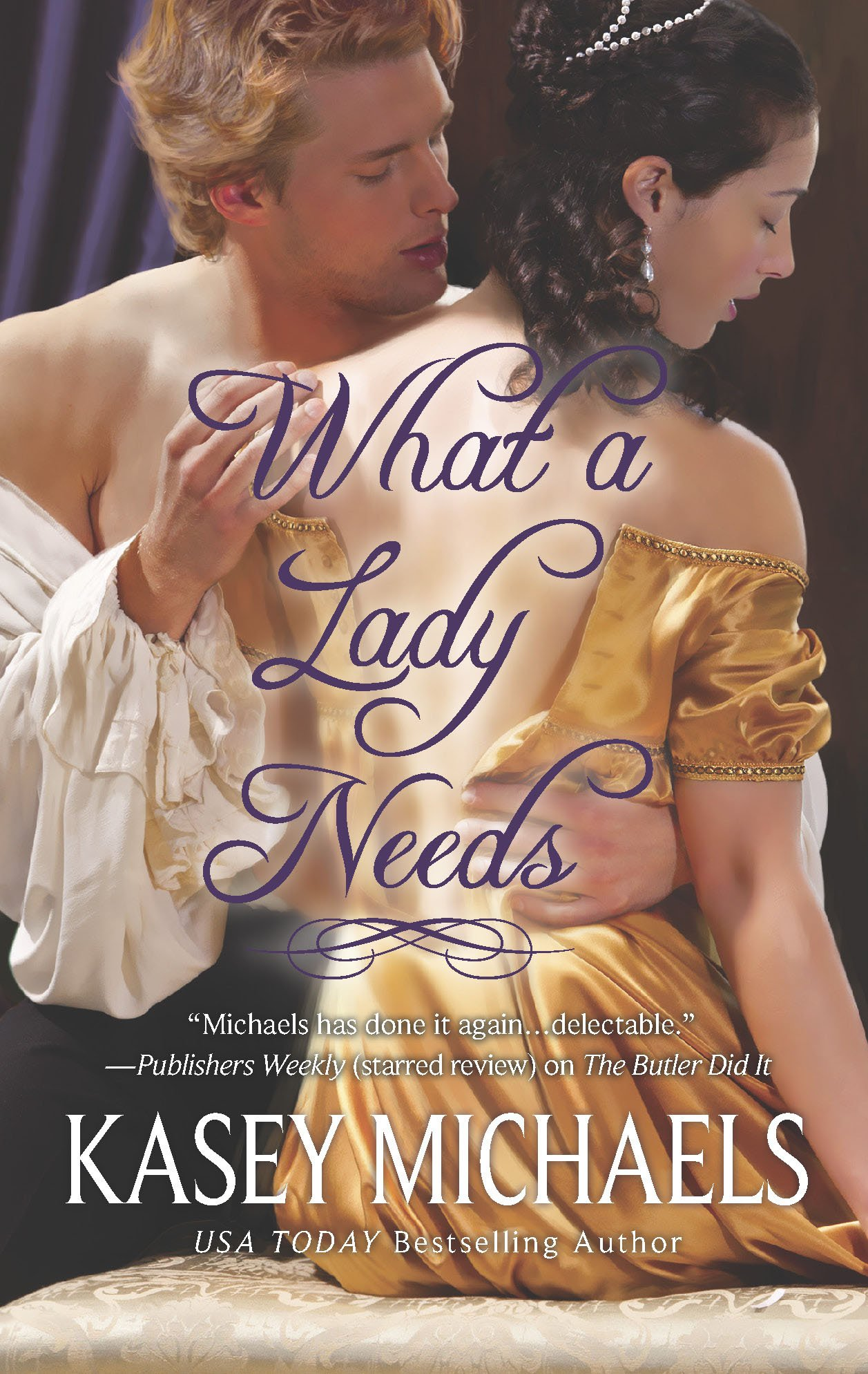 Download What a Lady Needs PDF