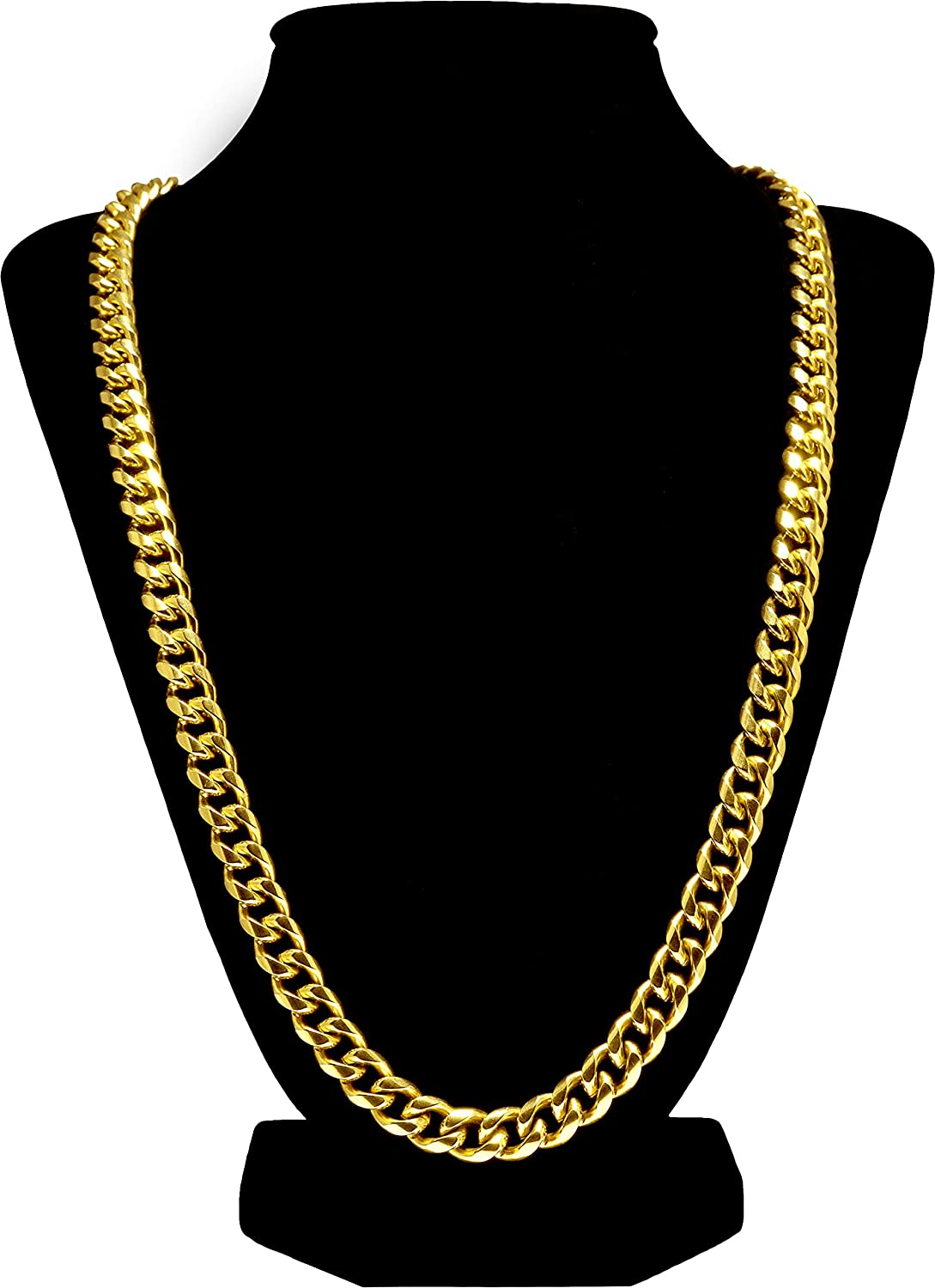 Beautiful Gold Long Chain With Medium Size Dollar Gallery ...