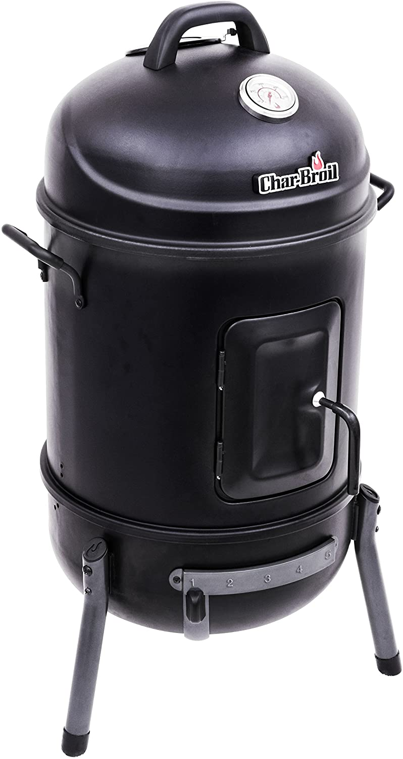 Char-Broil Bullet Charcoal Smoker review