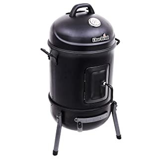 Char-Broil Bullet Charcoal Smoker, 16