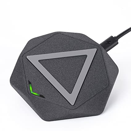 Amazon.com: Cargador inalámbrico, jasbon qi-certified Ultra ...