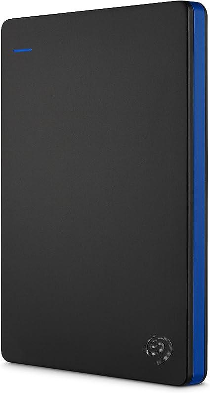 Seagate 2 TB Disco Duro USB Externo portátil de Disco Juego para Playstation 4 (stgd2000400) 2 TB: Amazon.es: Informática