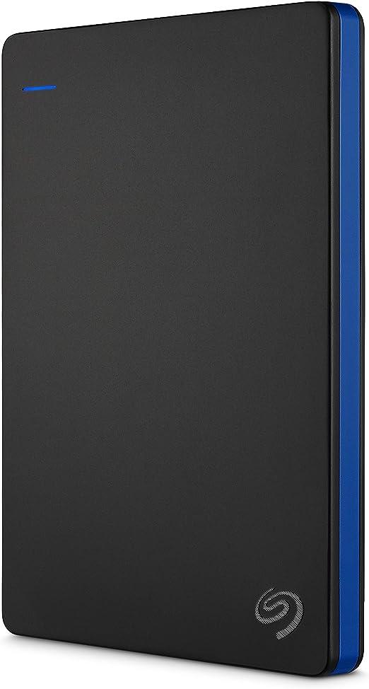 Seagate Gaming Portable HDD 2TB PS4 動作確認済 2.5