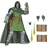 Marvel Vintage Series 6-inch Scale Dr. Doom Fantastic 4 Action Figure Toy, 10 Accessories, Marvel Super Hero Collectible…