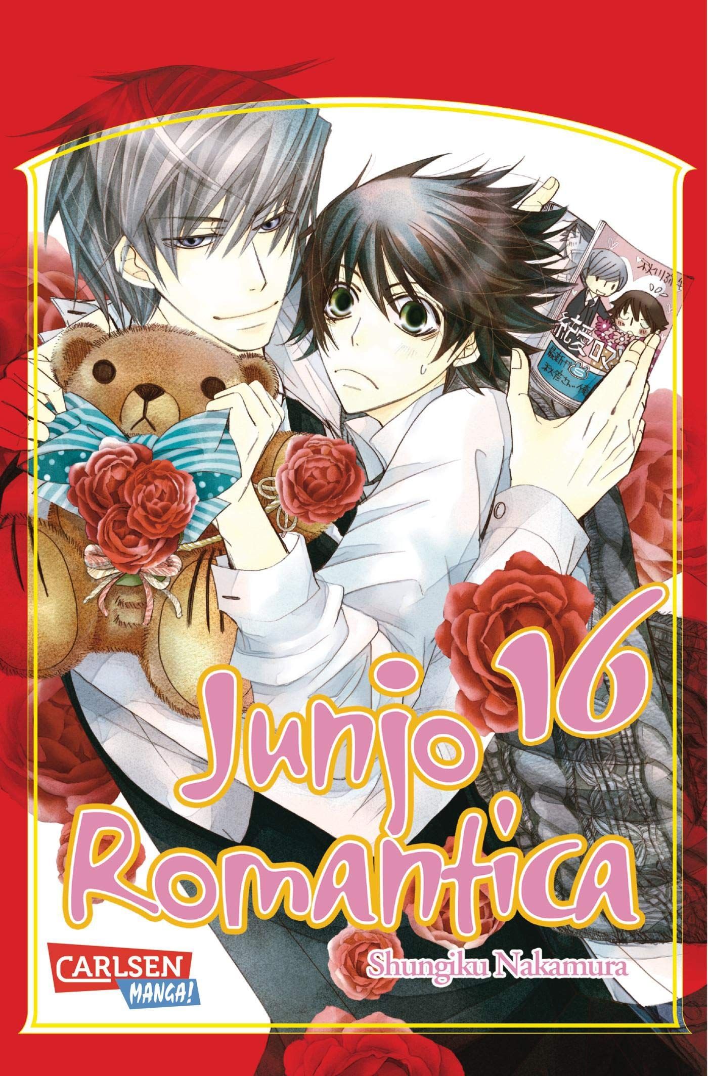 Shungiku Nakamura Junjo Romantica 14