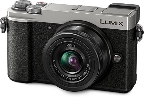 Panasonic LUMIX DC-GX9KEG-S - Cámara de Fotos sin Espejo (20 MP, Sensor Live Mos MFT)