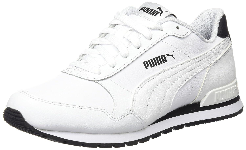 03f8a93714433 Tênis Puma St Runner V2 Full L Masculino - Tamanho(44) Cor(branco):  Amazon.com.br: Amazon Moda