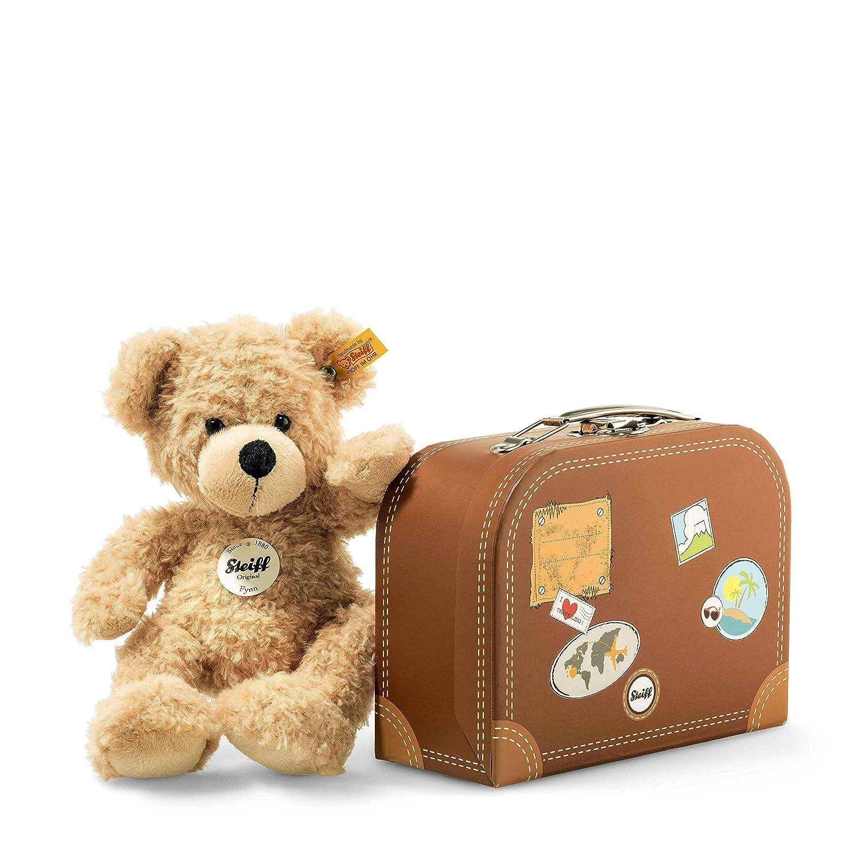 Steiff 111471 Teddybär Fynn 28 beige mit Koffer günstig kaufen Steiff Teddy