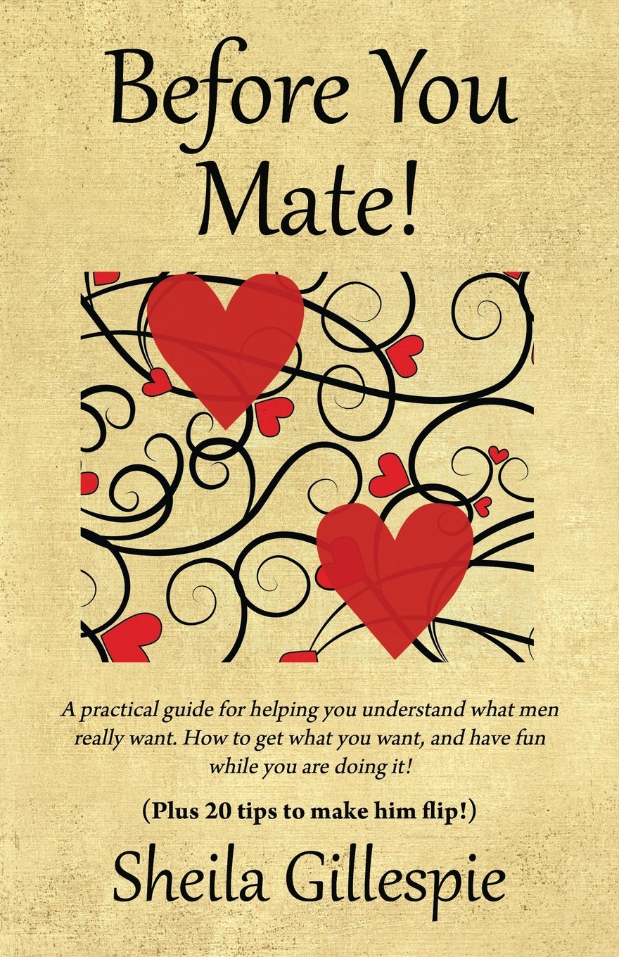 Before You Mate! A practical guide for helping you understand what men really want. How to get what you want, and have fun while you are doing it! Plus twenty tips to make him flip! pdf