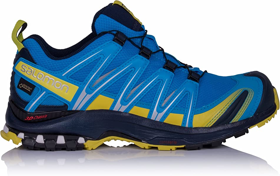 more photos 2eabc 53c80 SALOMON XA Pro 3D GTX, Chaussures de Trail Homme