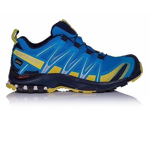 Solomon- Zapatillas de trail running para Hombre: Amazon.es: Zapatos y complementos