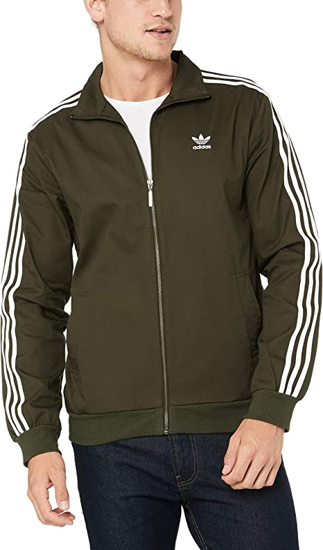 adidas Originals CO Woven Track Top | Grun